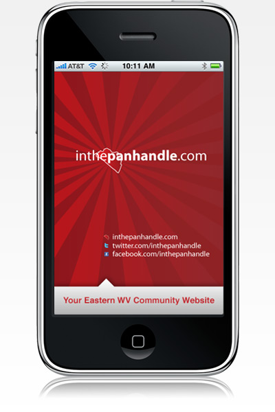 InThePanhandle.com iPhone & iPod Touch App Announced